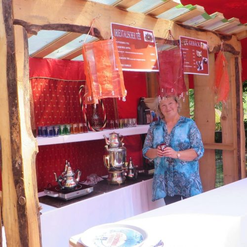 Handwerkermarkt in der Mediana Seniorenresidenz