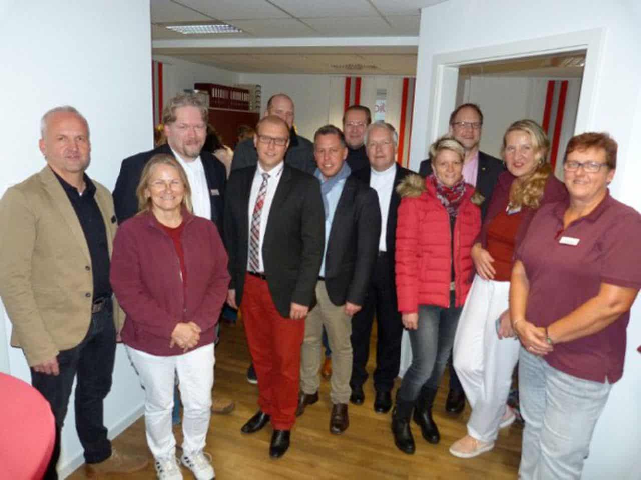 Standort ausgebaut: Mediana Mobil bezieht neue Räumlichkeiten in Neuhof