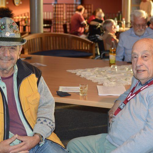 50er-Jahre Party im Mediana Pflegestift