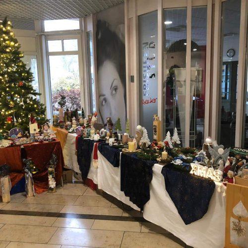 Weihnachtsbasar im Mediana Wohnstift